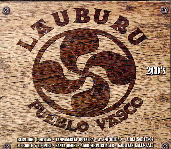 Lauburo Pueblo Vasco. 2 CD