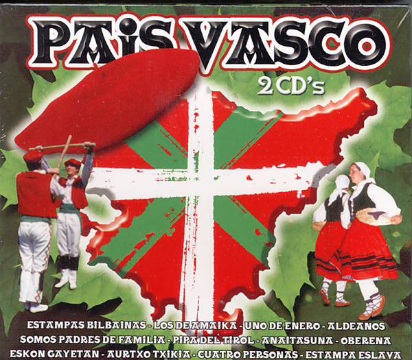 Pais Vasco. 2 CD