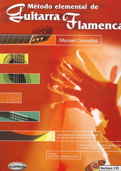 Elementary Method for Flamenco Guitar by Manuel Granados