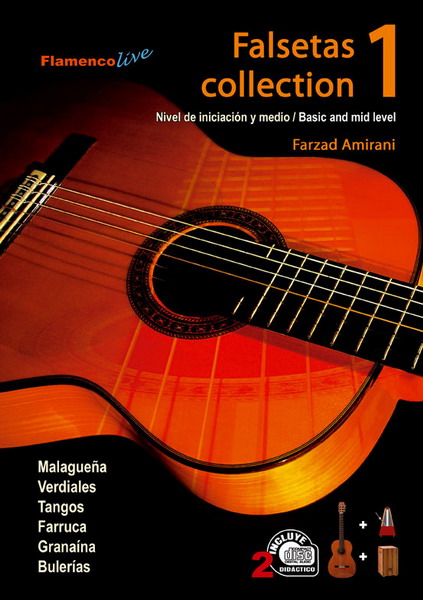 Falsetas collection Vol.1 LIBRO + 2 CD