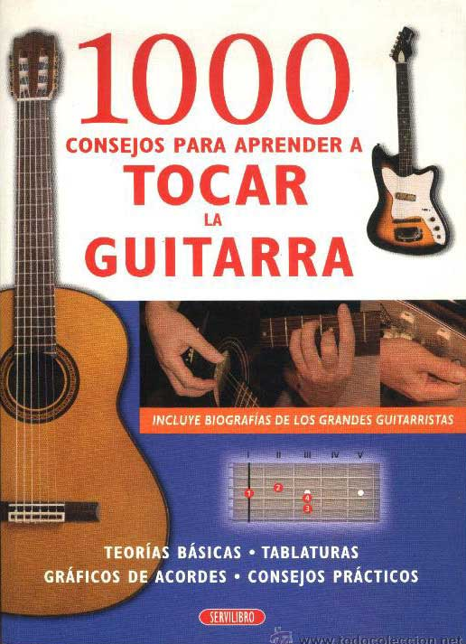 1000 advices to learn to play guitar