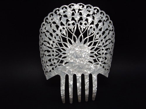 Mother of Pearl Comb - ref. 313