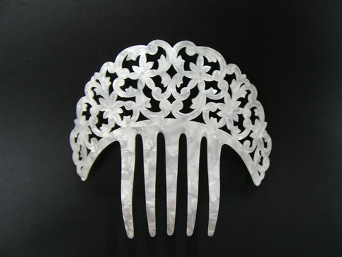 Mother of Pearl Comb - ref. N129