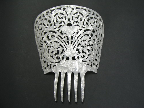 Mother of Pearl Comb - ref. 335