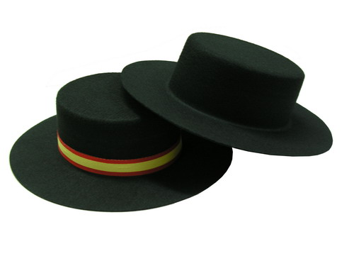 6c22aa5456d Traditional Spanish hats