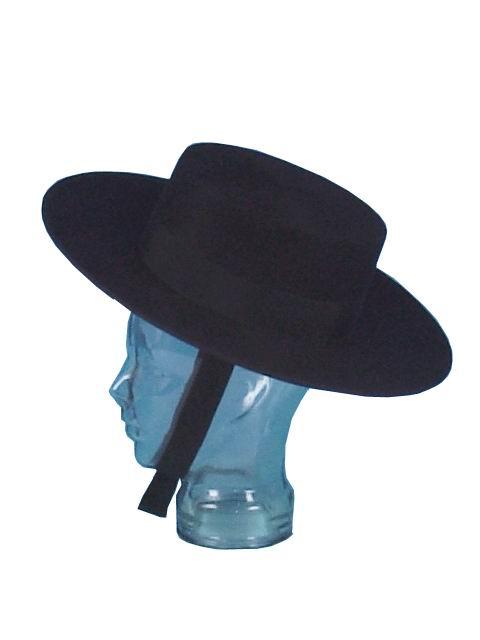 Sombrero cordobés, pañuelos, bolsos, botos camperos