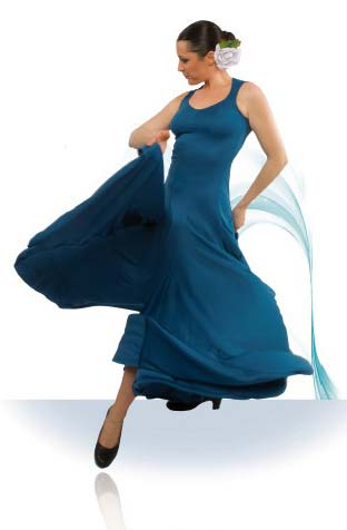 Robe de danse flamenco ref.E3780PS27PS27