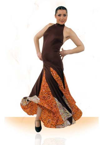 Flamenco dance dress ref.E3796PS16PS167PS166