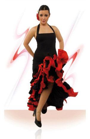 07cae72bc Flamenco dance dress ref.E4430PS13PS124PS126PS125 - FlamencoExport