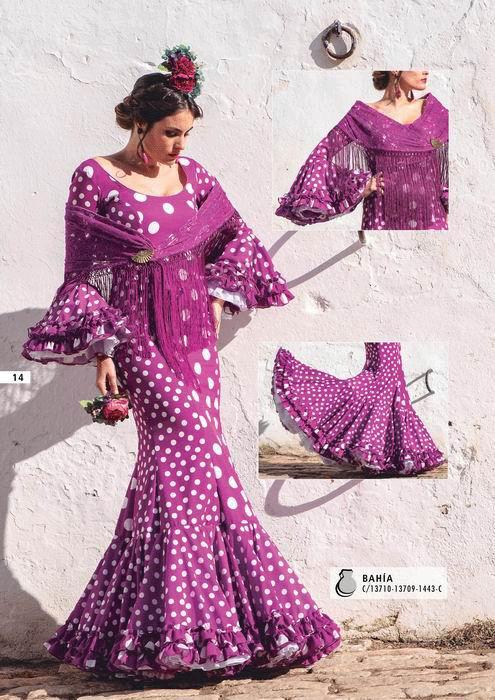 6853aa5e1 Trajes de flamenca 2019 - FlamencoExport