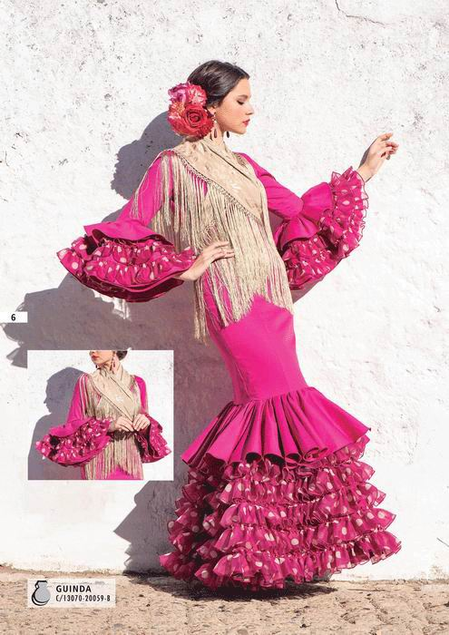 7900734037fc2d Robes de feria andalouse - FlamencoExport