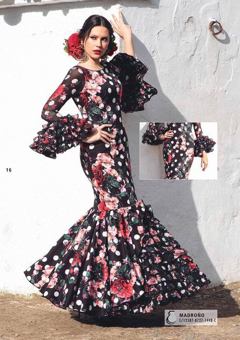 Flamenca Dress Madroño. 2019