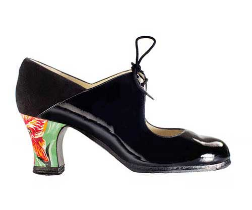 Flamenco Shoes from Begoña Cervera . Arty