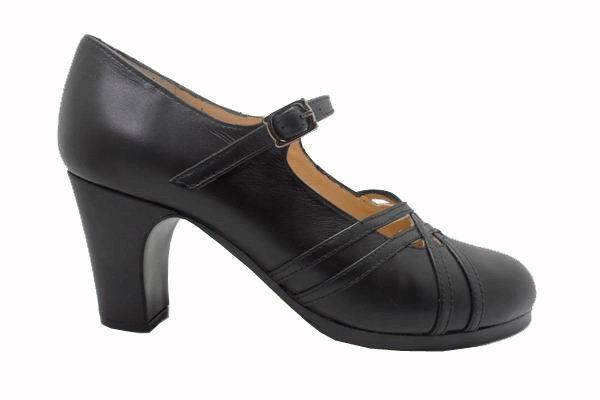 Zapato CerveraCalado Flamenco FlamencoExport Begoña