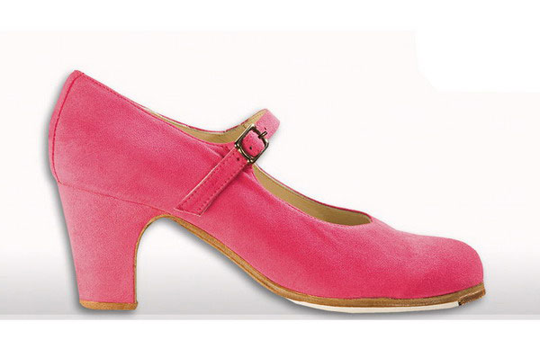 Flamenco Shoes from Begoña Cervera. Correa (Strap)