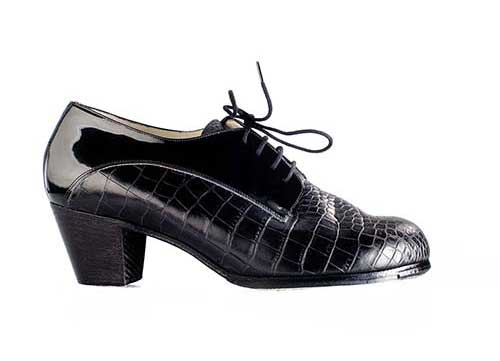 Flamenco Shoes from Begoña Cervera. Blutcher For Men