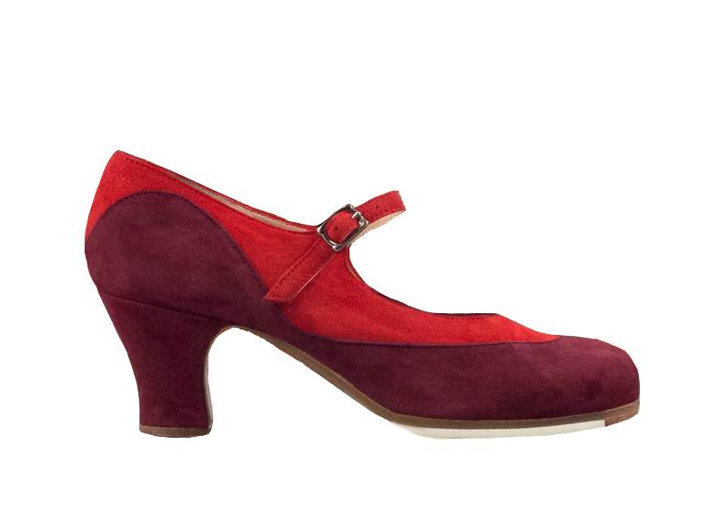 Flamenco Shoes from Begoña Cervera. Binome