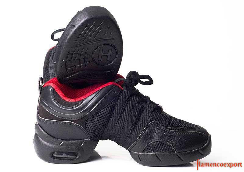 Sneakers - baskets de danse de salon en cuir. T - 36