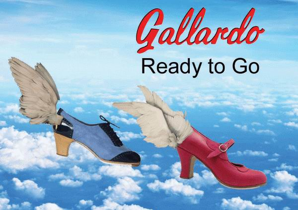 Available Gallardo Flamenco Shoes