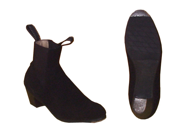Suede Ankle Boots from Gallardo