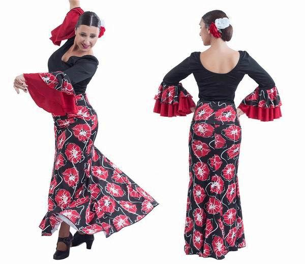 Conjuntos de flamenco para Adulto. Happy Dance. Ref. EF129-E4563