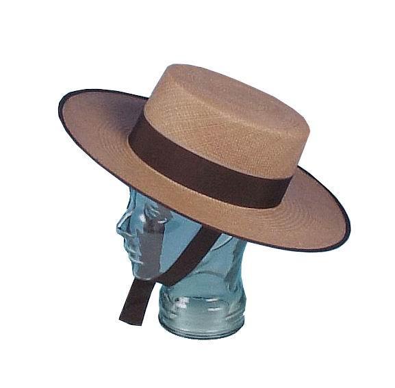 Sombrero Cordobés Paja dbc64c2c8ad