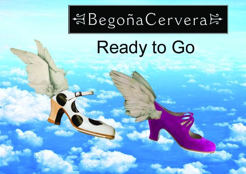 Available Begoña Cervera Flamenco Shoes