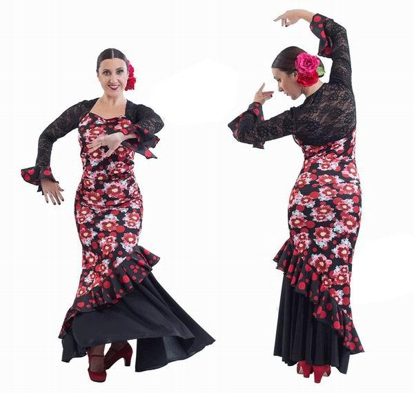 Conjuntos de flamenco para Adulto. Happy Dance. EF130-E4734