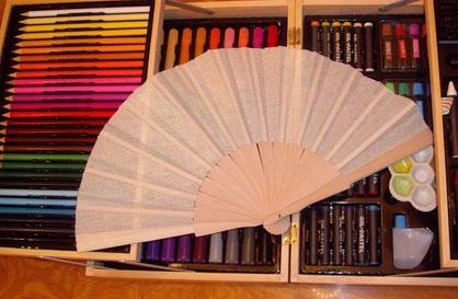 Abanicos para personalizar y pintar - Abanicos para pintar ...