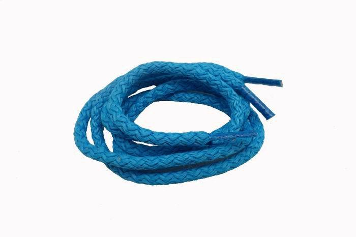 Laces for Castanets in Blue