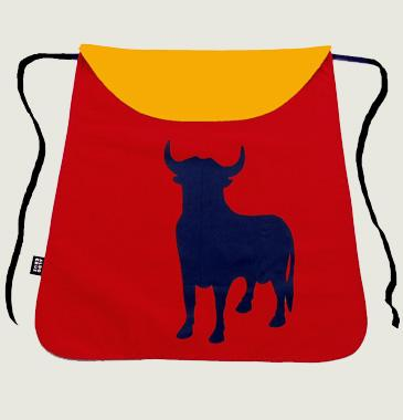 Apron Cloak Toro Red/Yellow
