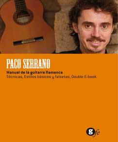 Flamenco guitar guide. Paco Serrano. DVD