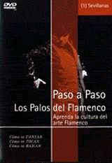 Flamenco Step by Step - Sevillanas (01) - DVD - Pal