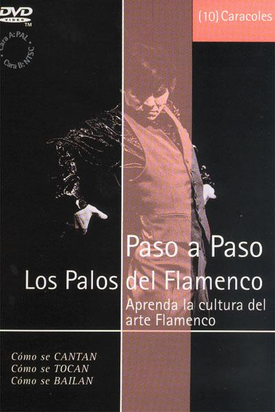 Flamenco Step by Step. Caracoles (10) - Dvd - Pal