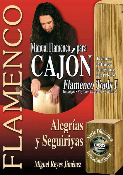 Manual Flamenco para Cajón