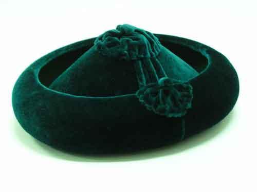 f4a05de198a9a Sombrero Calañes Verde