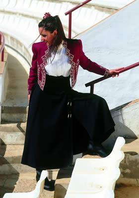 Chaqueta M Cordobesa Falda Maestranza Y 6 qTqzp7w