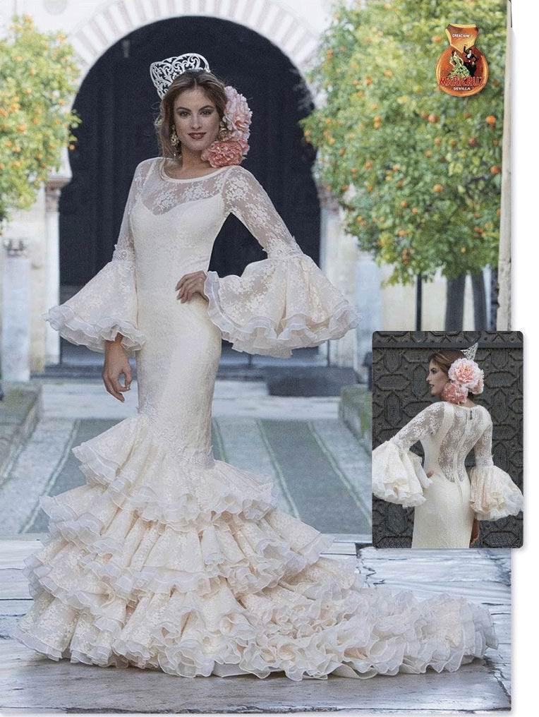 Flamenca Dress Alba Cola