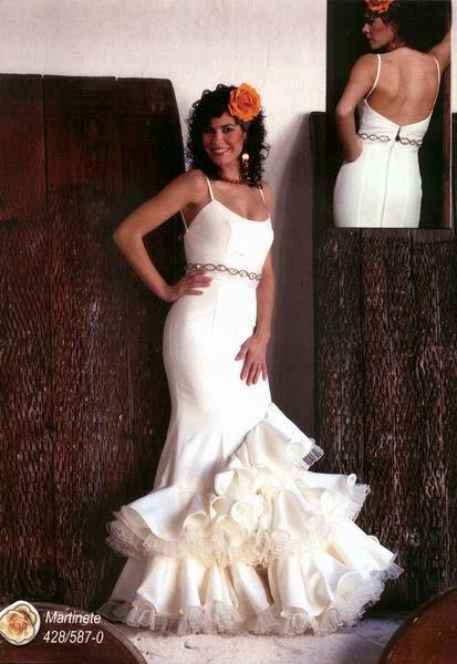 Las Flamenco Outfits Mod Martinete