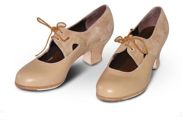 437f0dd1 Zapatos Gallardo. Yerbabuena B. Z017 - FlamencoExport